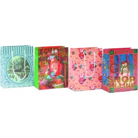 CHRISTMAS GIFT ENVELOPES ASSORTED DECORATIONS CM.18X15