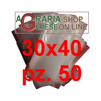ENVELOPES EMBOSSED VACUUM BAGS 30X40 CM IN PACK OF 50 PCS.