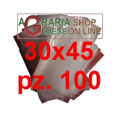 ENVELOPES EMBOSSED VACUUM BAGS CM.30X45 IN PACKAGING OF 100 PCS.