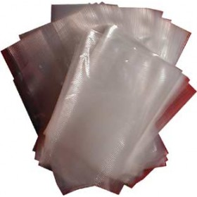 BAGS EMBOSSED VACUUM BAGS CM.45X50 IN PACKS OF 100 PCS.