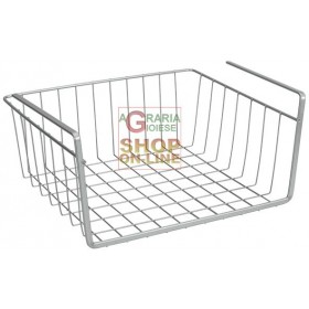 METALTEX KANGURO UNDER WALL BASKET 30 X 26 X 14 CM.