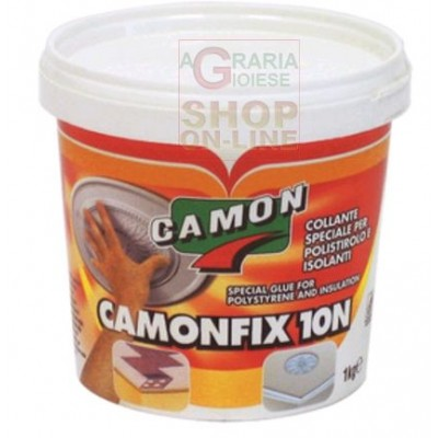 CAMON SPECIAL ADHESIVE FOR POLYSTYRENE AND SOLANTS KG. 1