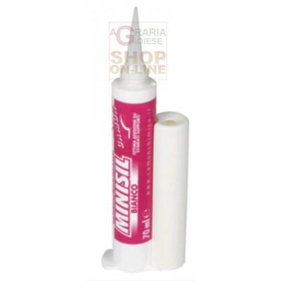 Camon silicone minisil white for sanitaryware ml. 70