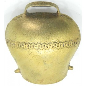 BELL FOR ANIMALS IN BRONZE MM. 60 200G