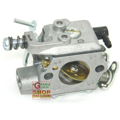 ALPINA CARBURATORE MOTOSEGA P420 ORIGINALE WALBRO WT-899 MS
