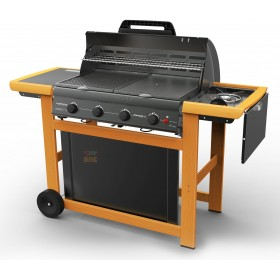 CAMPINGAZ GAS BARBECUE ADELAIDE 4 WOODY DLX