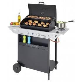 CAMPINGAZ GAS BARBECUE XPERT200LS WITH ROCKY
