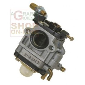 CARBURETOR FOR BRUSHCUTTER JET SKY 40 FIG 68
