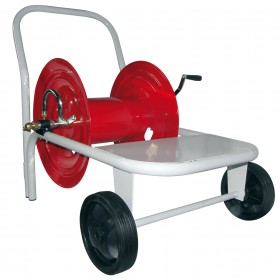 HOSE REEL TROLLEY FOR SPRAYING ML.100 MC100