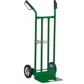 CRATE HOLDER TROLLEY ART.126 CAPACITY KG.120