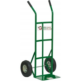 BAG TROLLEY WHEEL INFLATABLE TIRES CAPACITY KG. 200
