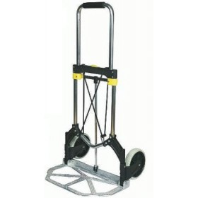FOLDABLE ALUMINUM TROLLEY KG. 90