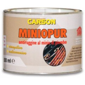 CARSON ANTI-RUST ORANGE MINIO LEAD ML. 500
