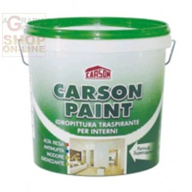CARSON PAINT SEMI WASHABLE PAINT BREATHABLE SUPER OPAQUE LT. 14