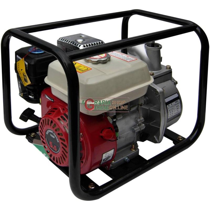 Motopompa a scoppio quattro tempi autodescante hp 5 5 mm 50 for Irrigazione a goccia per pomodori