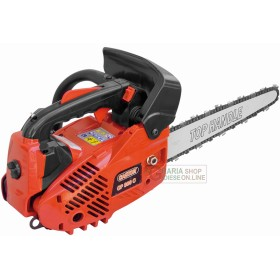 CHAINSAW CASTOR CP 300 PRUNING WITH CARVING BAR CM. 25 CP300