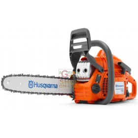 HUSQVARNA 135 CHAINSAW PROFESSIONAL X-TORQ ENGINE DISPLACEMENT 41 CC. WITH BAR CM. 40