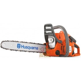 CHAINSAW HUSQVARNA 236 MOTOR X-TORQ HOBBYSTICA CC 40 WITH BAR CM. 40
