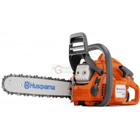 HUSQVARNA 440 AND PROFESSIONAL CHAINSAW E-SERIES CC 40 WITH BAR CM. 38