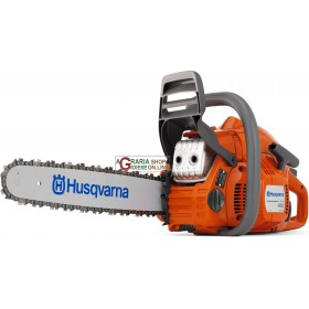 CHAINSAW HUSQVARNA 450 PROFESSIONAL TWO-STROKE ENGINE X-TORQ BAR CM. 45