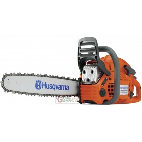 CHAINSAW HUSQVARNA 455 RANCHER TO BURST BAR CM. 45 X-TORQ® ENGINE