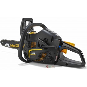 Husqvarna McCULLOCH CS 340 professional chainsaw displacement