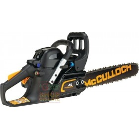 Husqvarna chainsaw McCULLOCH CS 35 displacement cc 35 bar cm. 35