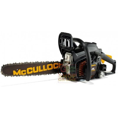 Husqvarna chainsaw McCULLOCH CS 35 displacement cc 35 bar cm. 40