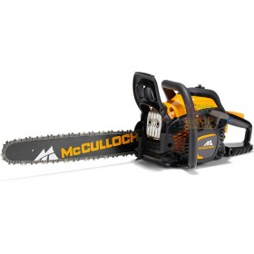 Husqvarna chainsaw McCULLOCH CS 50S displacement cc. 50.2 bar