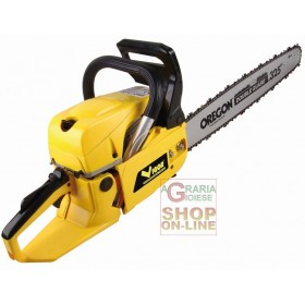 CHAINSAW VIGOR VMS-50 BURST DISPLACEMENT 48cc WITH BAR CM. 45