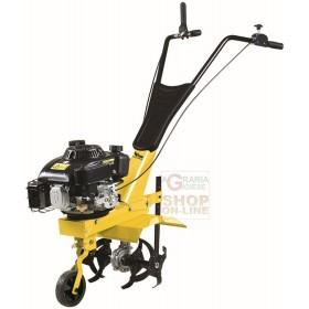 VIGOR POWER TILL FOR GARDEN VMZ-40 HP. 4 CUTTER CM. 40 FOUR