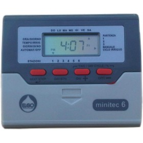 NAAN 6-ZONE IRRIGATION CONTROL UNIT MP6