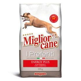 MIGLIORCANE KG. 10 FAVORITES HIGH ENERGY WITH L-CARNITINE
