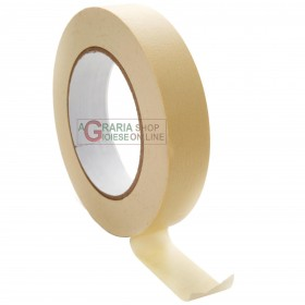 PAPER ADHESIVE TAPE FOR CAR BODY MM. 25 MT. 50