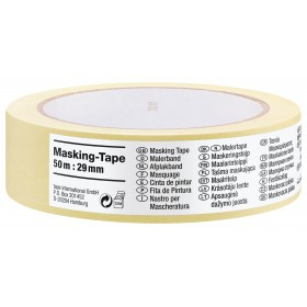 PAPER ADHESIVE TAPE FOR CAR BODY MM. 29 MT. 50
