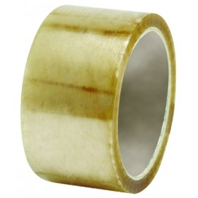 TRANSPARENT PACKING TAPE MM. 50 ML. 66