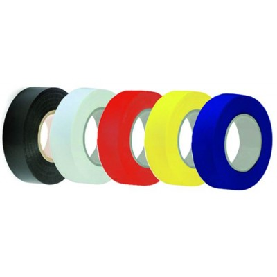 WHITE FIRE-PROOF INSULATING TAPE DIAMETER MT. 25 METERS MM. 50