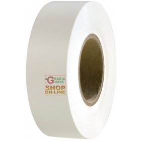 WHITE INSULATING TAPE MM. 25 (MT. 25) NW