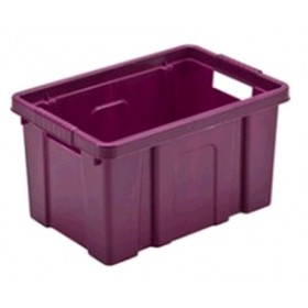 BOXI PLASTIC CONTAINER BOXI CM.45X35X25.5 LT. 30