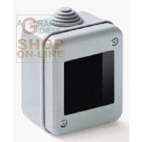 LIFE WALL BOX FOR INDOOR 2 PLACES IP40