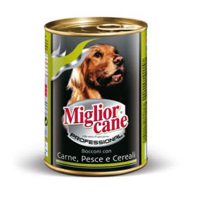MIGLIORCANE PROFESSIONAL MEAT, FISH AND CEREALS GR. 405 CONF. 24