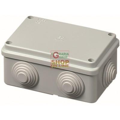 WATERPROOF JUNCTION BOX IP55 EXTERNAL CM. 150X110X70