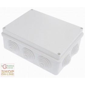 WATERPROOF JUNCTION BOX IP55 EXTERNAL CM. 190X140X70