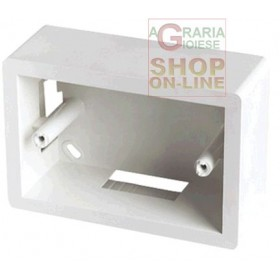 EXTERNAL BOX WITH DISTANCE MM. 83.5 3P