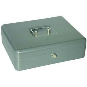 METAL VALUE BOX WITH LOCK ART-3B 25x20x7,5h
