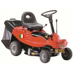 CASTELGARDEN RIDER Lawn Mower GB6 / 63M HP. 6 BRIGGS STRATTON