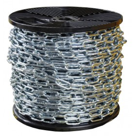 GENOVESE GALVANIZED CHAIN IN COIL D. 11 (MM.1.6)
