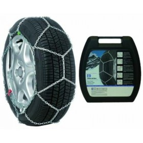 SNOW CHAINS FOR CAR THULE E9 MM. 9 N. 070 SIMPLE ASSEMBLY