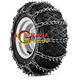 SNOW CHAINS FOR VIGOR SNOWY-65 SNOW SWEEPERS