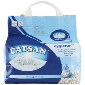 CATSAN SCENTED LITTER FOR CATS LT. 10